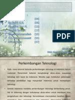 ppt - sejarah teknologi