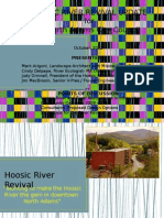 Hoosic River Revival Presentation