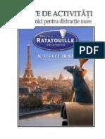 Carte de Activitati Ratatouille