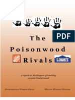 The Poison Wood Rivals
