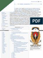 Gladio (Schwert) Stay-behind-Organisation - paramilitärische Geheimorganisation der NATO, CIA und MI6