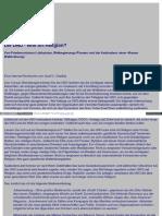 NWO - Die UNO - Von Friedensvisions-Lobbyisten, Weltregierungs-Planern Und Der Ambivalenz Einer Neuen Weltordnung