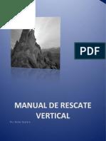 Manual Rescate Vertical