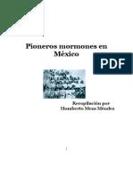 Pioneros mormones en México