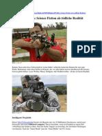 Strahlenfolter - Hightech-Waffen - Science Fiction als tödliche Realität