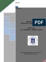 Ofimatica Empresarial II Separata Total-unidad 1