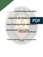 Proyecto de Costos