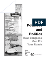 Potholes and Politics
