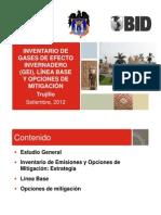 ABT Estudio inventario de gases efecto invernadero_Trujillo_Perú