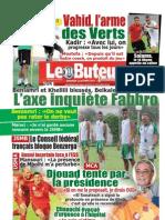 LE BUTEUR PDF du 12//10/2012