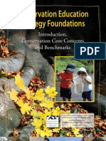 CE North American Conservation Education Strategy Foundations