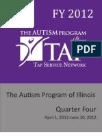 TAP FY2012 Q4 Report