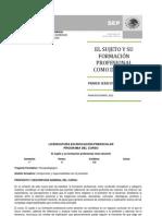 Curso de El Sujeto y Su Formacion Profesional Como Docente_LEPreesc
