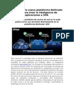 Citrix abre la nueva plataforma NetScaler SDX para traer la inteligencia de aplicaciones a SDN