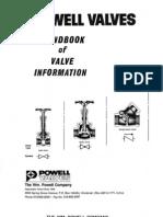 Powell Valve Handbook