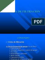 3. Teoría de filtración