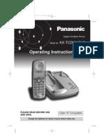 Panasonic Im Kxtcd952gb