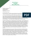 Ethics Investigation Letter Rev
