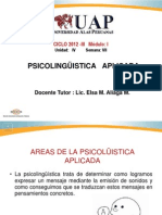 Ayuda 7 - Psicolinguistica Aplicada