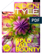 Fall 2012 Garden & Style Magazine