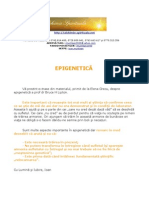 Bruce H Lipton Epigenetica