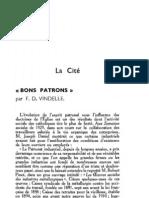 Esprit 6 - 14 - 193303 - Vindelle, F. D. - Bons Patrons
