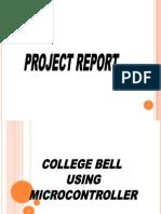 College Bell Using MC
