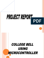 College Bell Using MC