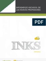 Guía de las Nuevas Profesiones INKS - Infoempleo / Kschool (2012)