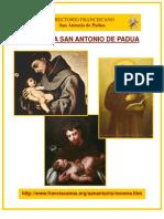 96178898 Novena a San Antonio de Padua Directorio Franciscano