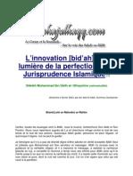 01 - L'innovation explication cheikh 'Otheymin