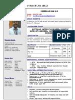Sreedhar Ram Resume 4