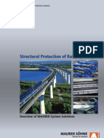 Structural Protection of Railway Bridges