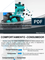 Factores Que Influyen en El Consumidor
