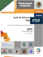 Atención del Climaterio y Menopausia. Guía de Referencia Rápida. N95