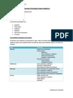 Resumen Histología Sistema Digestivo - Cristhián Jerez Fernández