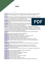 Irineu - Contra Heresias - Livro i