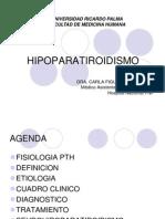 15) Dra. Figueroa - Hipoparatiroidismo