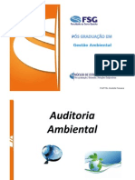 Auditoria Ambiental FSG - Modulo1