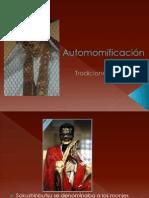 Automomificación