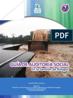 Guia de Auditoría Social RRD - COOPI - Acción Ciudadana
