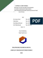 Laporan Audit Boiler
