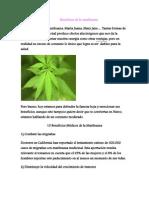 Beneficios de La Marihuana