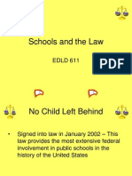 Schools and the Law 4th ED