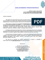Carta Invitacion CIIPI 3