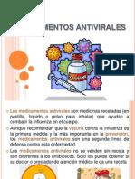 MEDICAMENTOS ANTIVIRALES