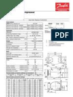Sundanzer Compressor Specifications