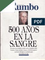 500 años en la sangre