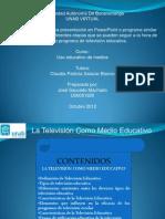 Televisión educativa_Jose Saucedo Machado