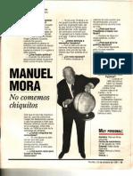 Manuel Mora Valverde